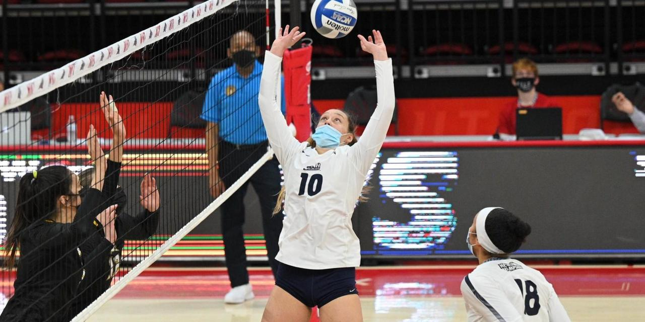 UNH volleyball: Macaulay on what the Wildcats need to do to reach their full potential