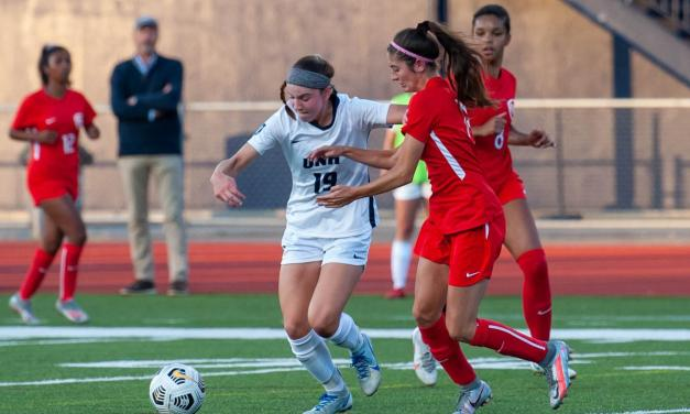 UNH women's soccer: Lack of scoring 'frustrating' for Welham as conference play gets underway