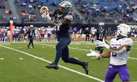 UNH football: No. 25 Wildcats unable to steal a win from No. 3 JMU after two defensive scores
