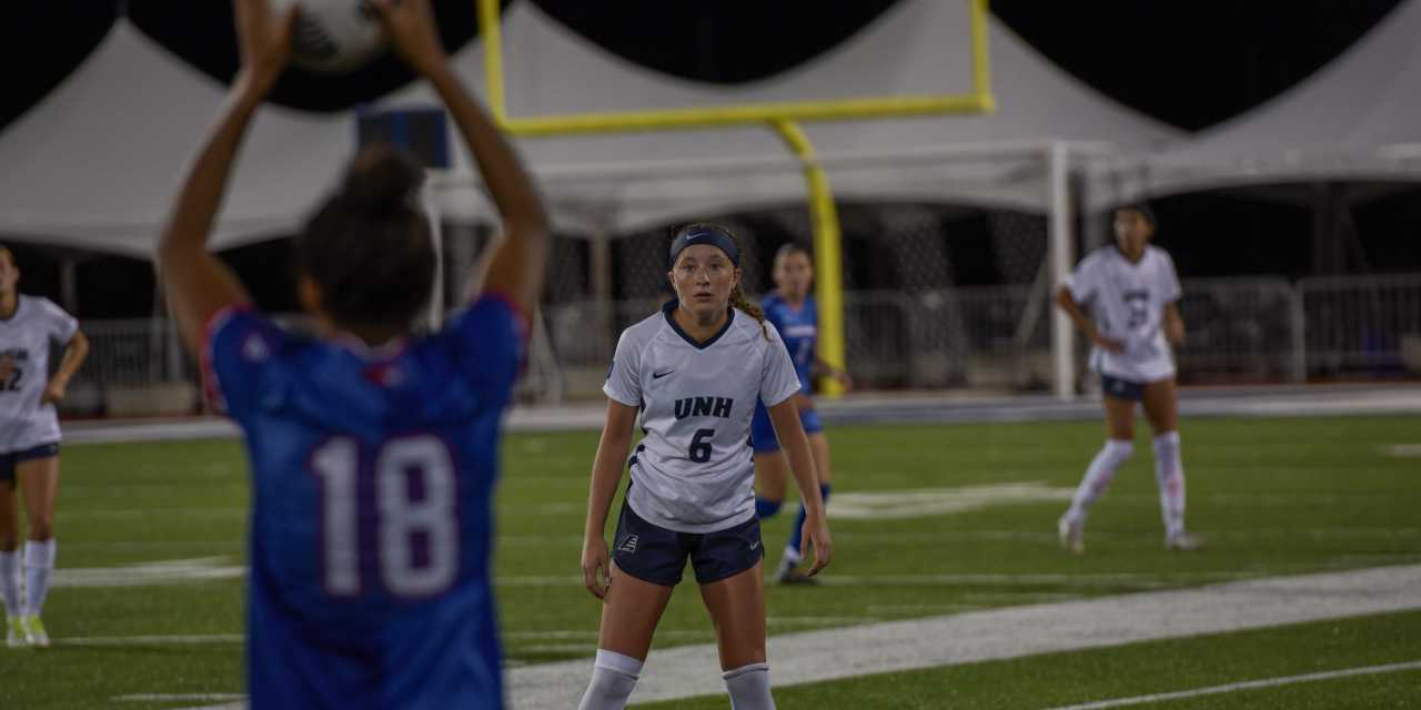 UNH women's soccer: Penalty kicks make the difference as Wildcats fall to UMass Lowell