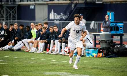 UNH men's soccer: No. 7 Wildcats primed for fourth-straight conference title after knocking off Binghamton