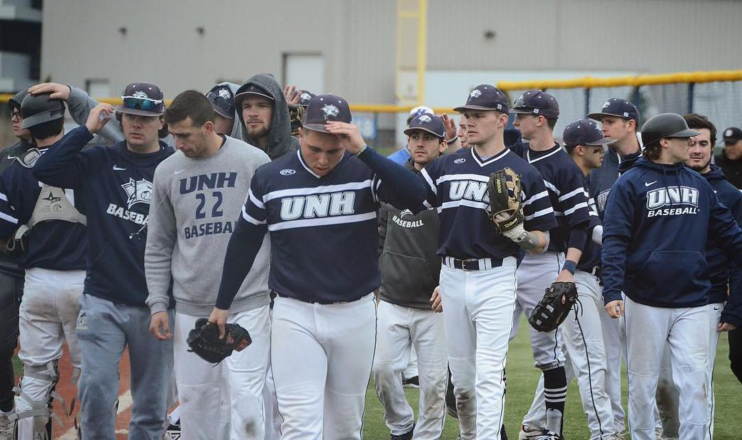 'This is it': UNH seniors reflect on club baseball