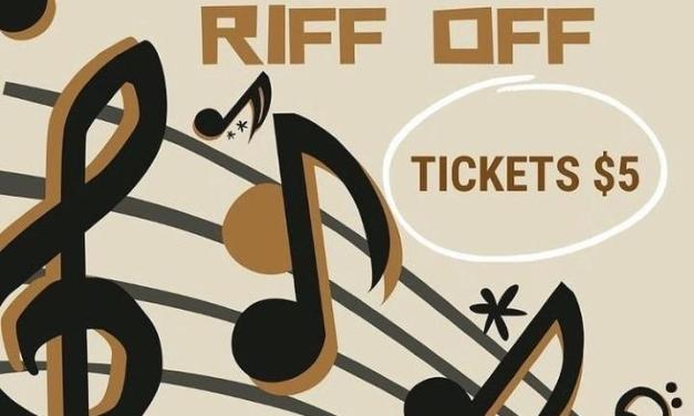 Return of the riff off