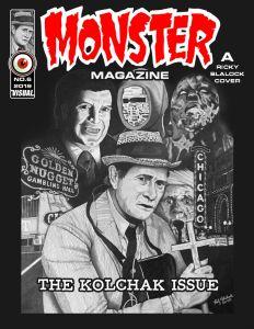 Monster Magazine Issue 6