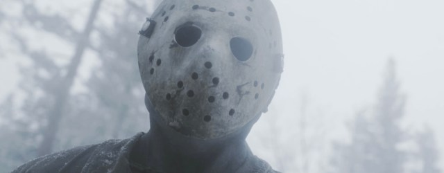 Jason Wearing His Hockey Mask in 'Never Hike In The Snow'