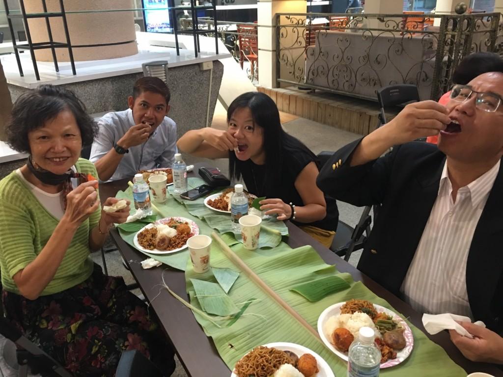 品嘗傳統清真食物 高苑科大攜新住民普及印尼獨特文化   臺灣英文新聞