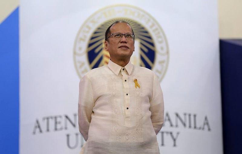 菲律賓登革熱疫苗風波 前總統艾奎諾三世出面回應   臺灣英文新聞