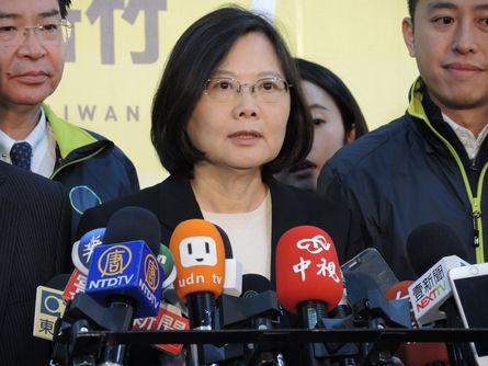 蔡總統:3件事情要靠臺商協助 | 臺灣英文新聞