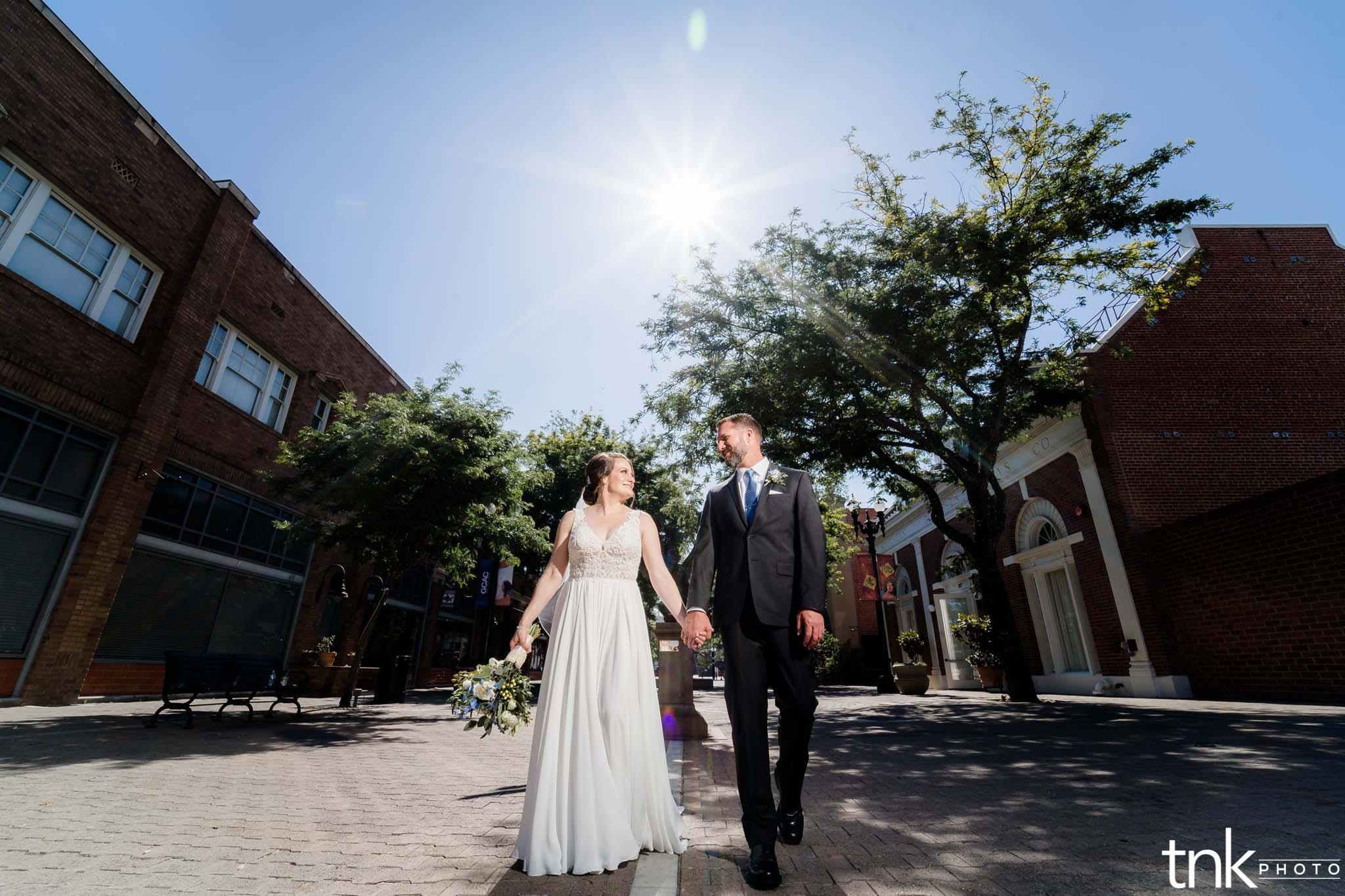 The Vintage Rose Weddings | Tiffany and Jason