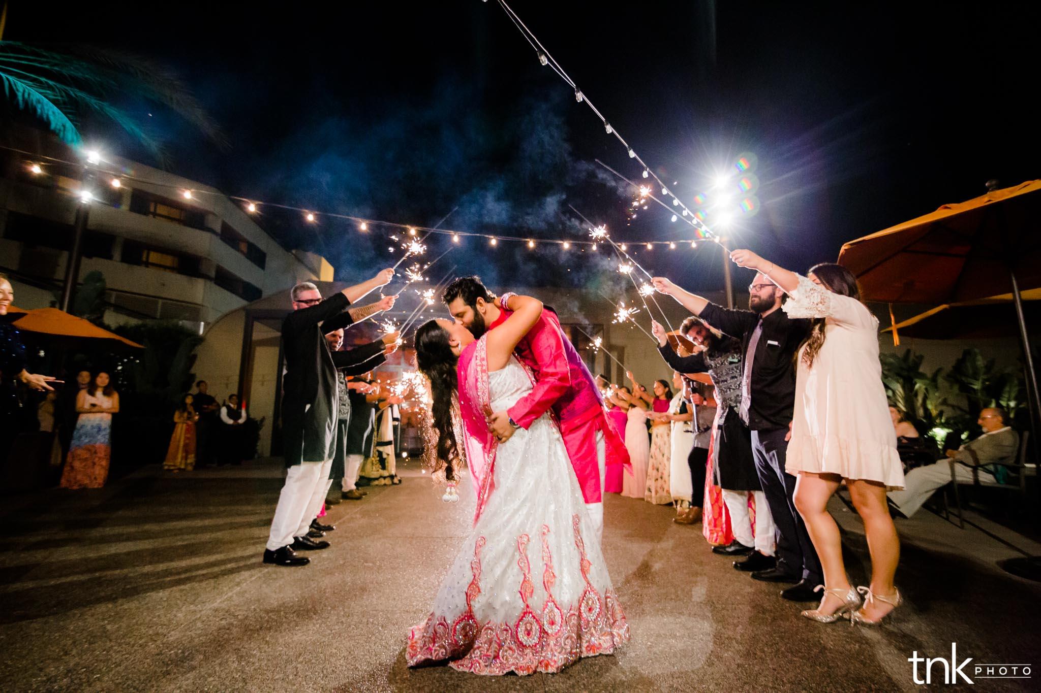 Hotel Irvine Wedding Photos | Melody and Dana