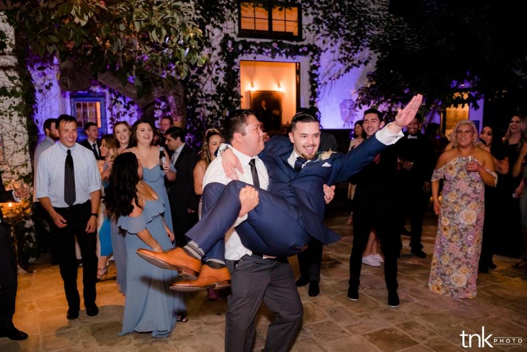 villa san juan capistrano wedding