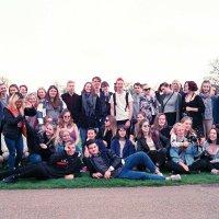 IB-lukiolaiset Lontoossa