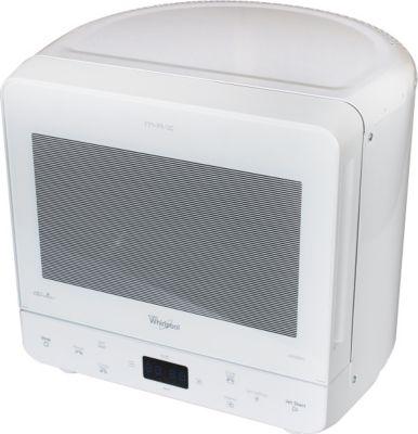 Whirlpool MAX DE Mikrowelle mit Quarzgrill und CrispFunktion  Plusde Online Shop