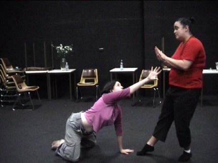 Principles of Performance Presence Workshop
