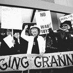 raging grannies seattle photo