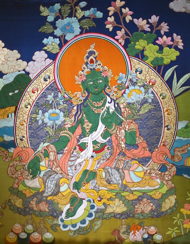 Buddhist Prayers to Tara - Tibetan Nuns Project