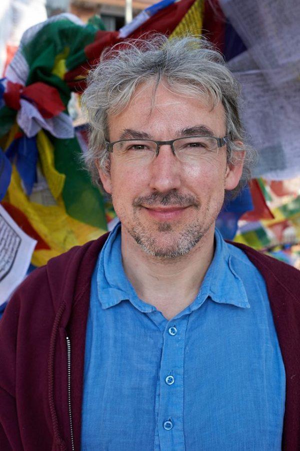 Olivier Adam in Kathmandu