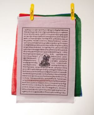 Tara Tibetan Prayer flags