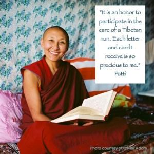 Sponsor a Tibetan Buddhist nun