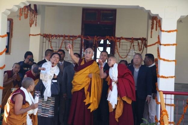 Shugsep Nunnery, Buddhist nuns, Tibetan nunnery, Dalai Lama nuns, Tibetan Nuns Project