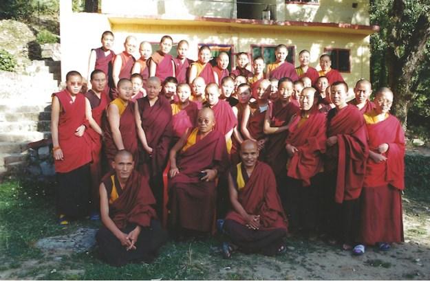 Shusep Nunnery, Shugsep nuns, Buddhist nuns, Tibetan nuns, Tibetan Nuns Project