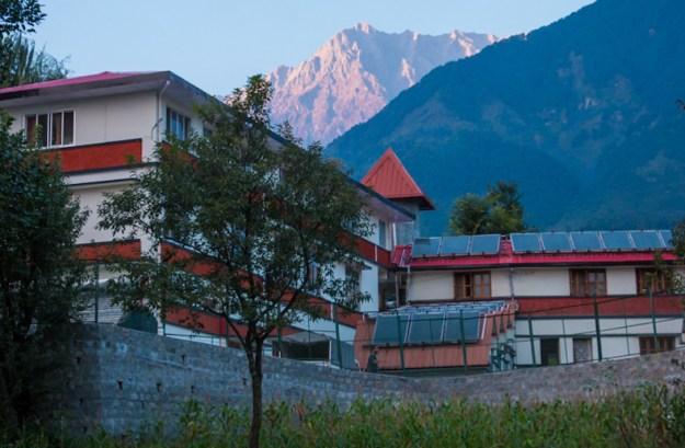 Changzod Building, Dolma Ling Nunnery