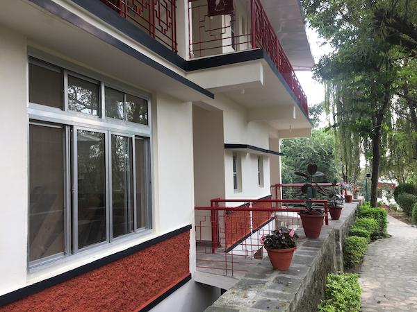 Changzod Building, Dolma Ling Nunnery, Tibetan Nuns Project