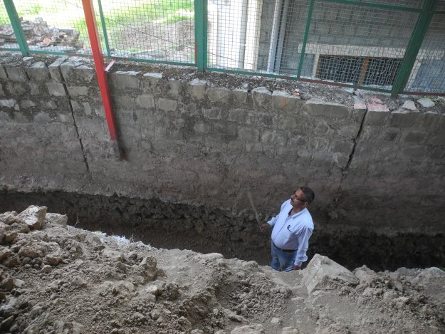 Shugsep Nunnery septic system repair