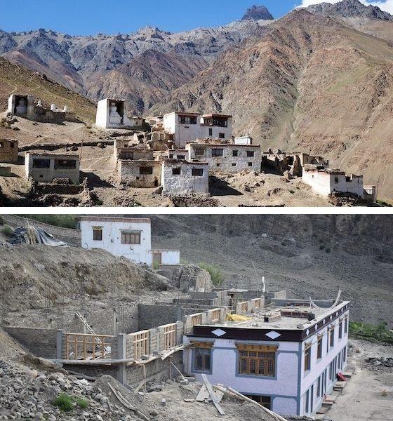 Dorjee Zong Nunnery, Zanskar, Tibetan Buddhist nunnery