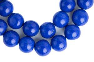Lapis Lazuli Composite mala, mala, malas, Tibetan malas, Tibetan prayer beads,