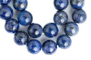 Lapis Lazuli mala, mala, malas, Tibetan malas, Tibetan prayer beads,