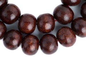 Rosewood mala, mala, malas, Tibetan malas, Tibetan prayer beads,