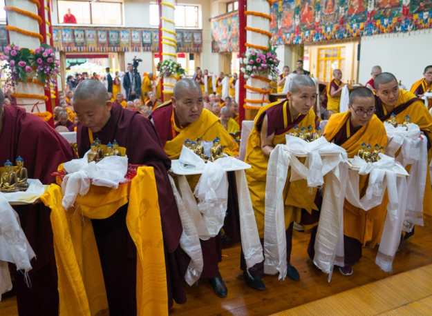 Long Life Prayers for the Dalai Lama