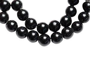 Black Stone Mala, mala, malas, Tibetan prayer beads, prayer beads, black stone prayer beads, black stone Tibetan prayer beads