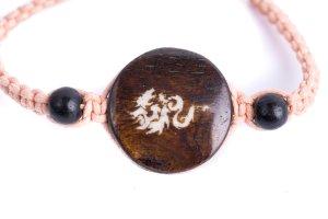 Macrame Bracelet Dragon