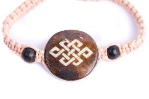Macrame Bracelet Eternal Knot