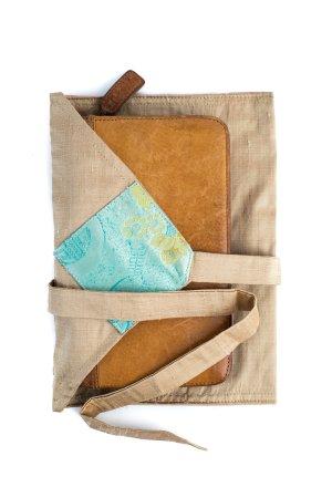 Journal Bag Gold