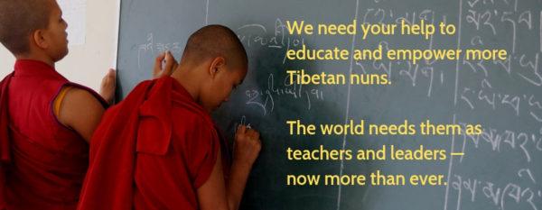 Tibetan Nuns Project