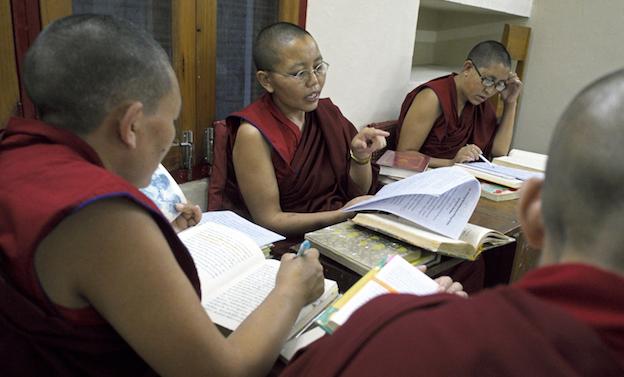 Tibetan Buddhist nuns, Tibetan Nuns Project