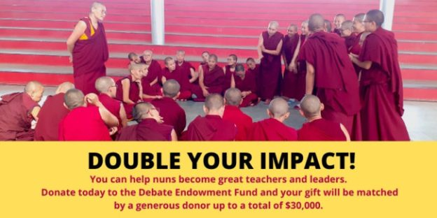 debate endowment fund match