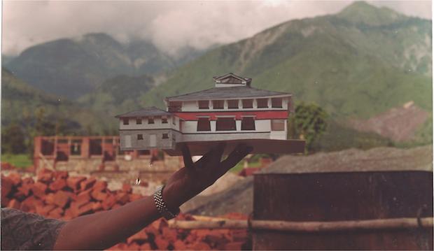 housing for nuns, Dolma Ling Nunnery, Tibetan Nuns Project