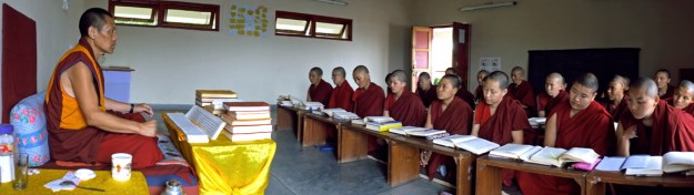 teacher appreciation, Dolma Ling Nunnery, Tibetan Nuns Project, education of women, Tibetan nuns