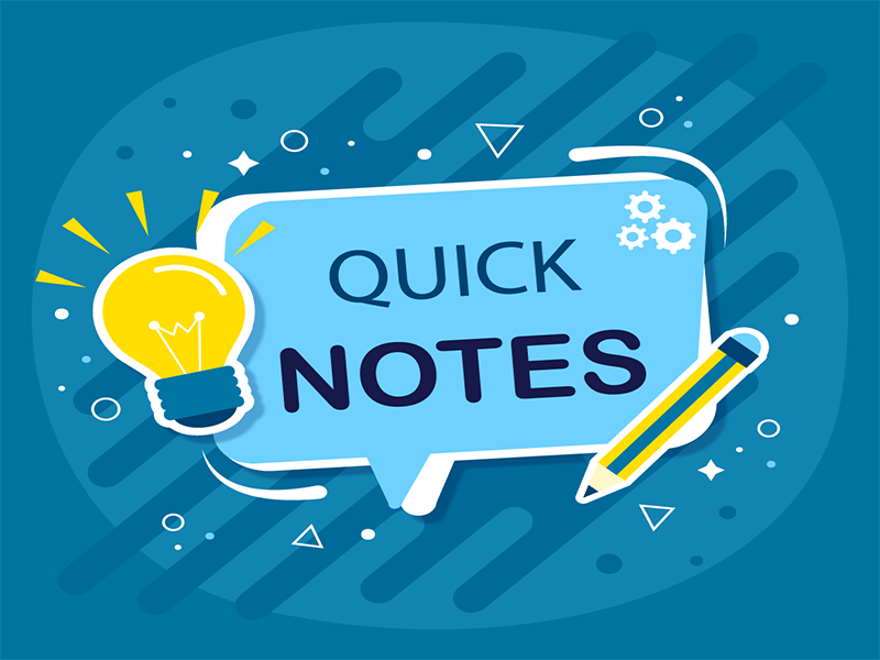 TNPSC Quick Notes