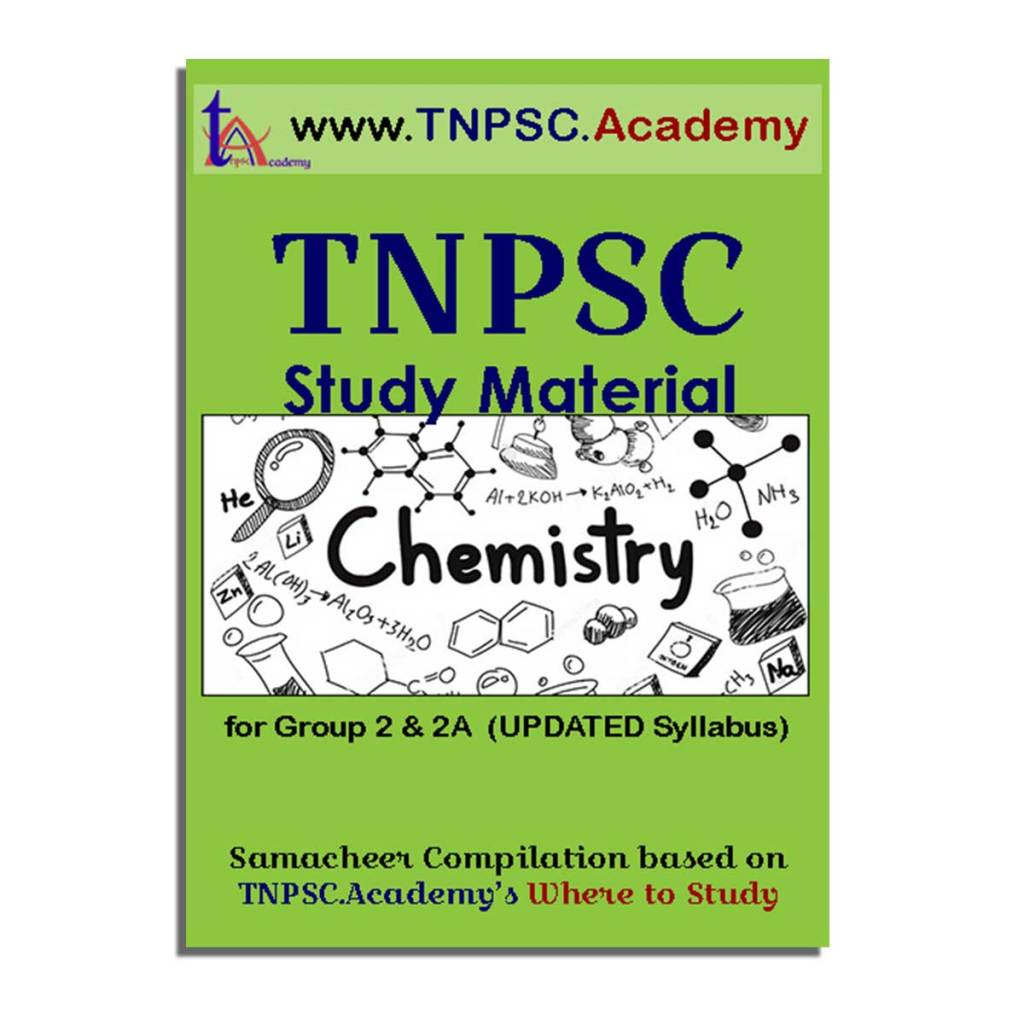 TNPSC Chemsitry