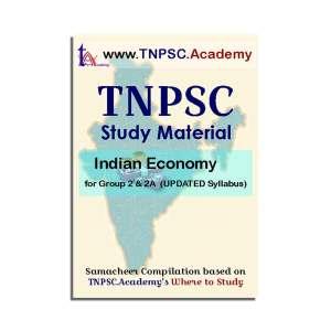 TNPSC Economy Books