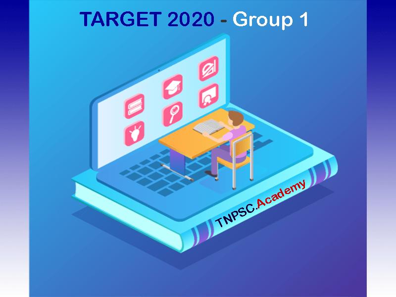Target 2020 - Group 1