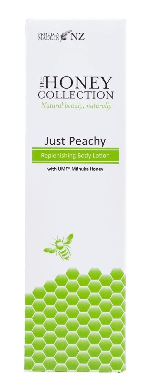 The Honey Collection Just Peachy Body Lotion