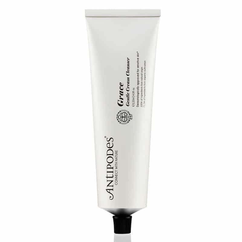 Antipodes Organic Grace Gentle Cream Cleanser - 120ml