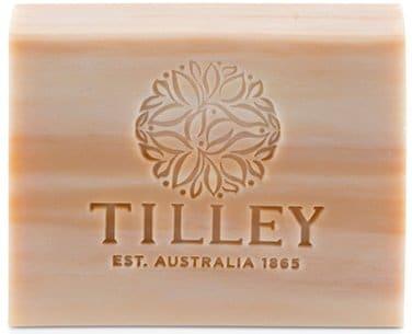 Tilley Bar Soap - Milk & Honey
