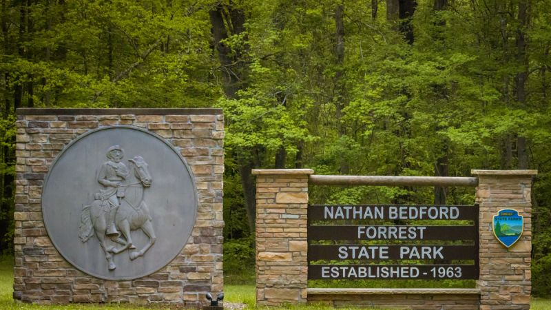 Nathan Bedford Forrest State Park Tennessee State Parks